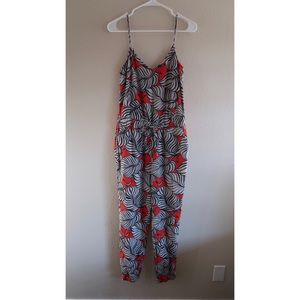 Madewell Bondi Cover-Up Jumpsuit